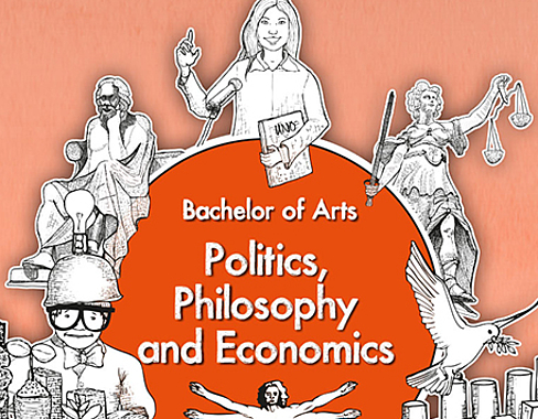 Politics, Philosophy and Economics